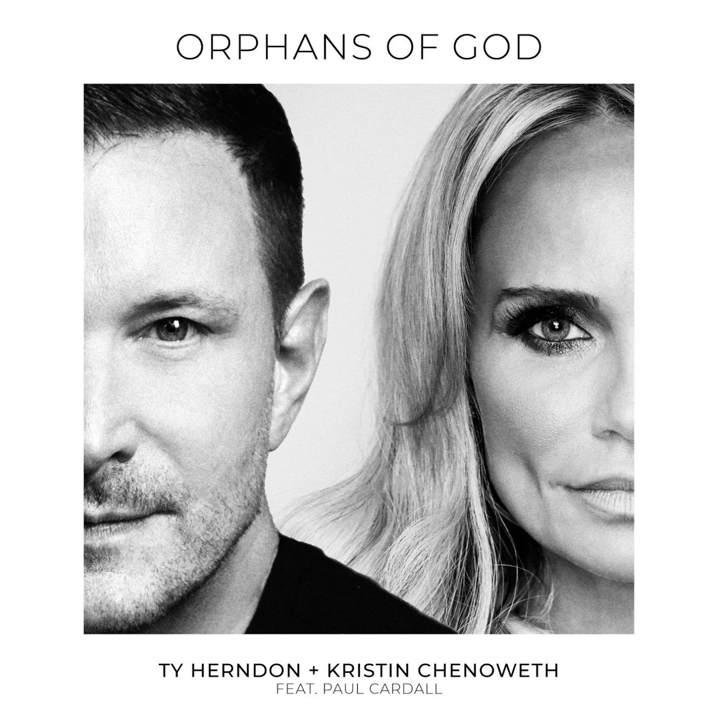 "Ty Herndon and Kristen Chenoweth Release ""Orphans of God"""